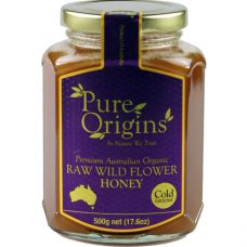 Pure Origins Organic Raw Wild Flower